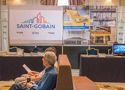 Share Forum Sofia 2017 - Saint-Gobain booth